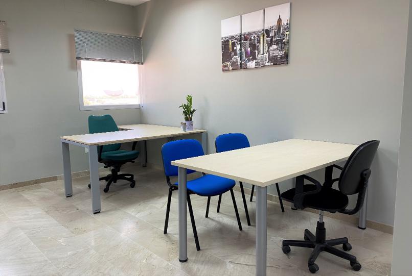 despacho privado alquiler cordoba centro negocios
